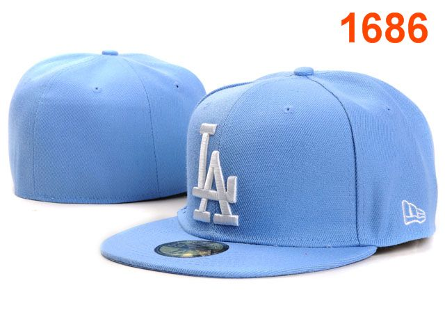 Los Angeles Dodgers MLB Fitted Hat PT01